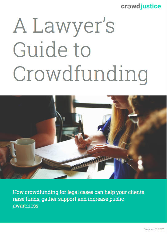 Download our lawyer's guide to crowdfunding